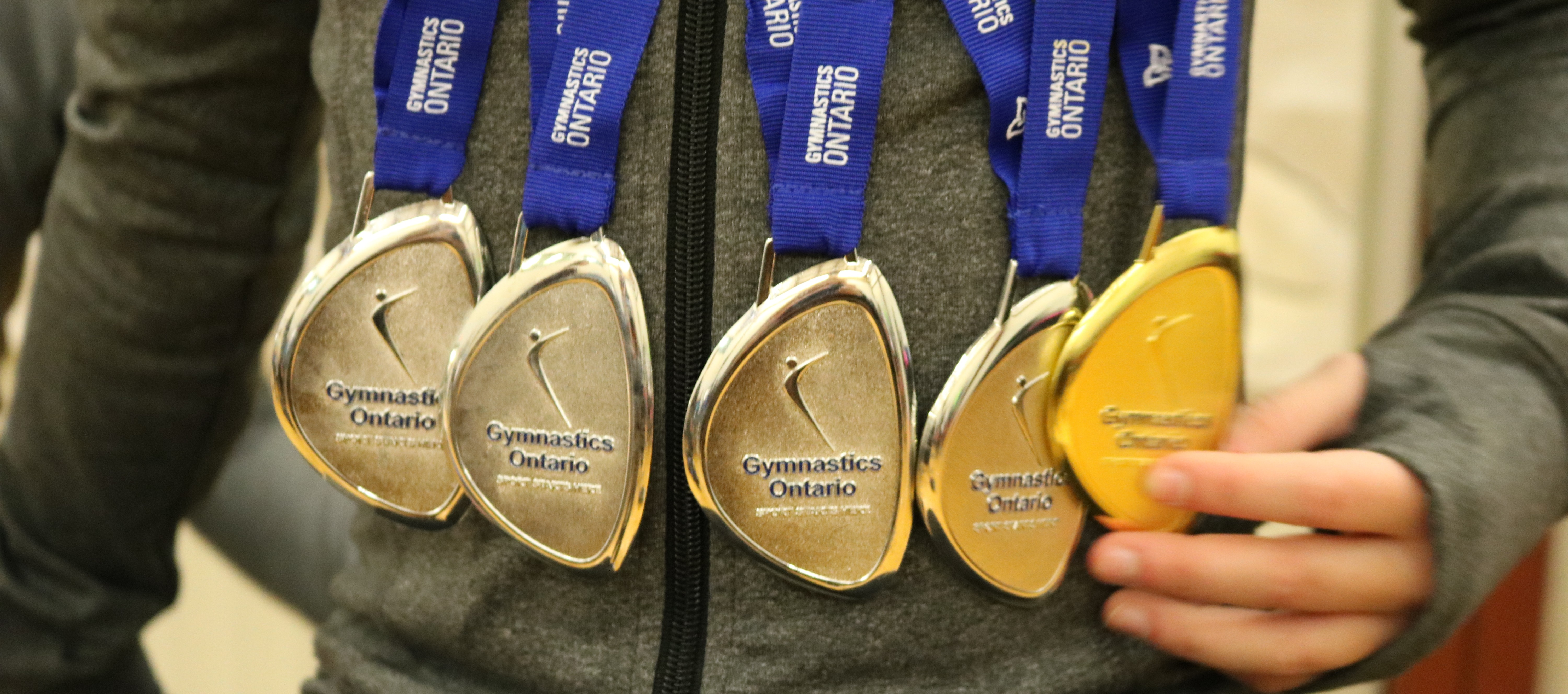 Provincial Gymnasts Bring Home the Hardware
