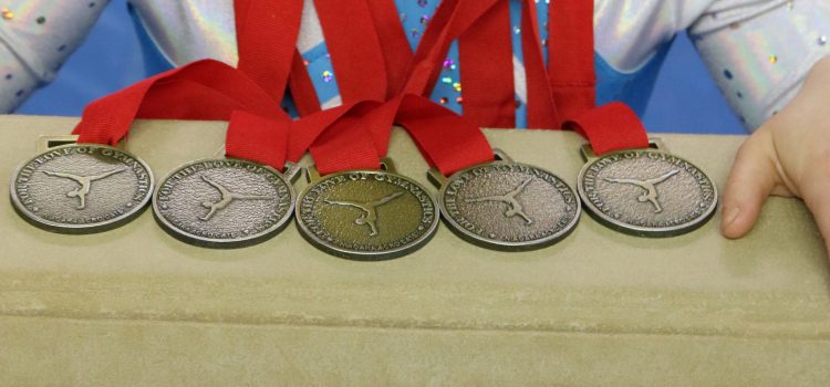 Another 66 Medals for Provincial Team