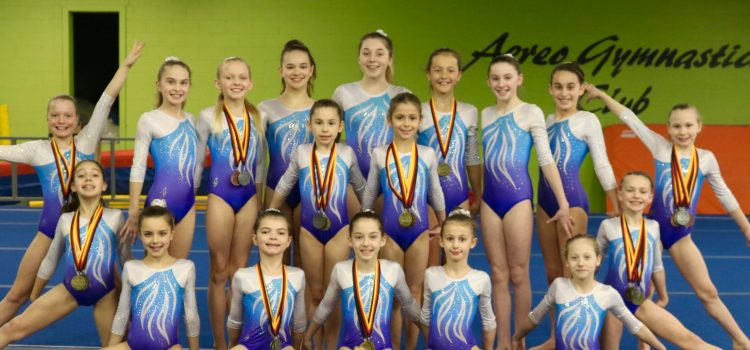 Provincial Team Wins 10 Trophies In Peterborough