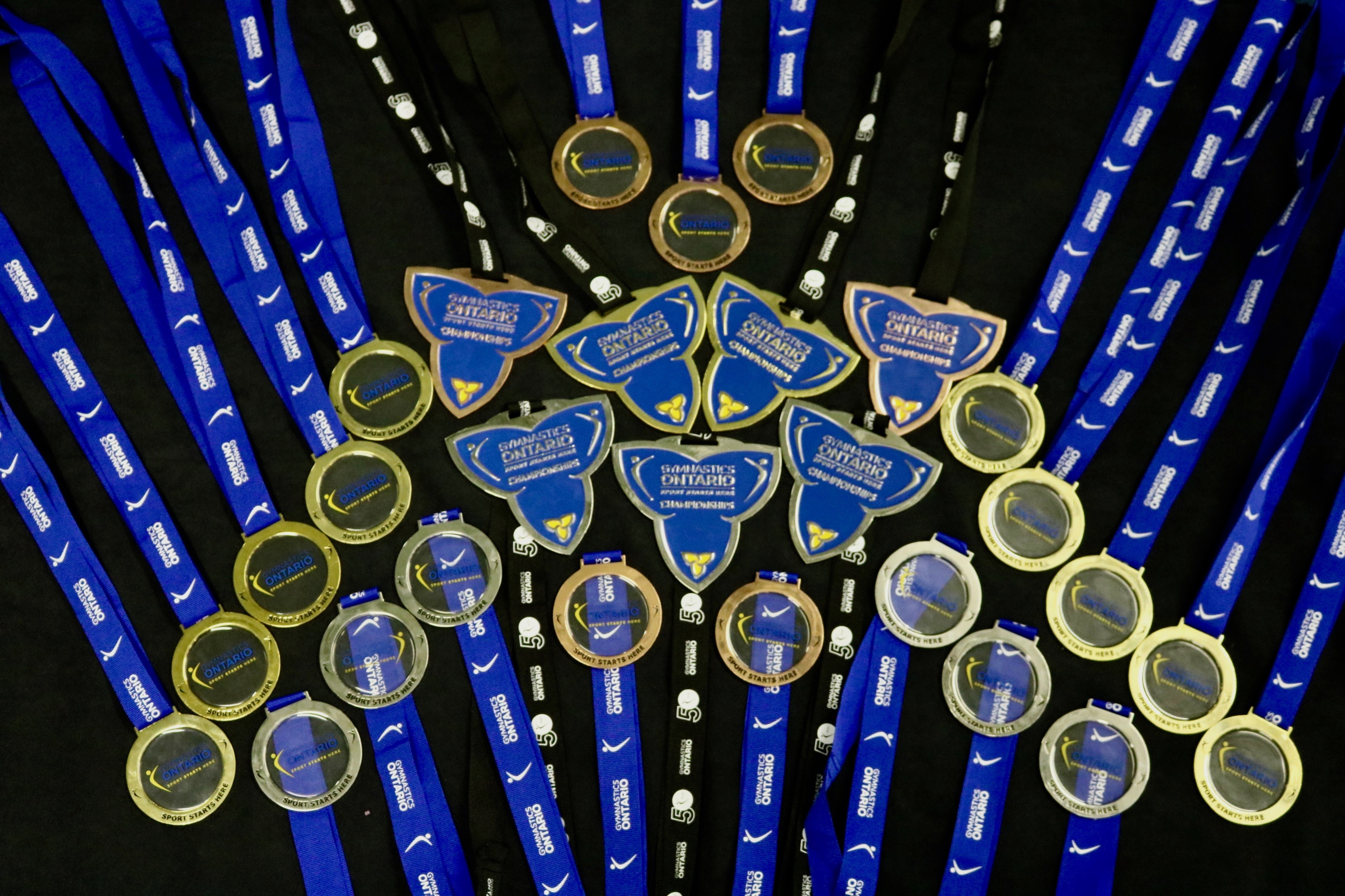 28 Medals at Ontario Provincial Championships