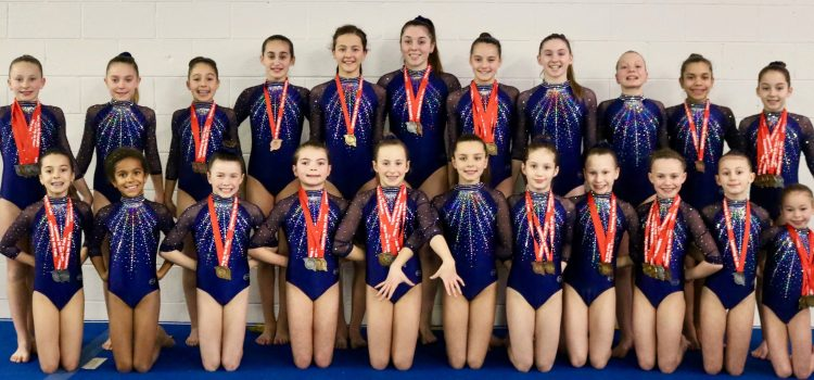 Provincial Team Brings Home 50 Medals From Qualifier