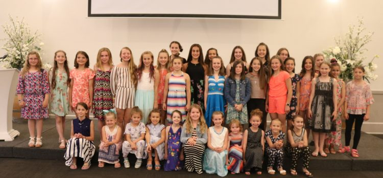 Year End Competitive Program Banquet